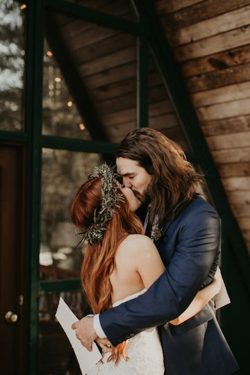 Packwood, WA Elopement
