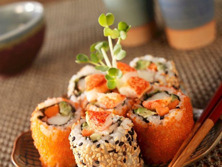Tmx 1349627728948 CBRSushi2 Lisle wedding catering
