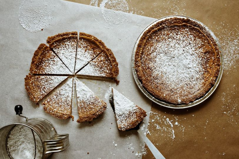 Whole Crack Pies credit: gabriele stabile