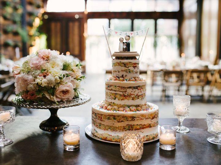 Tmx 1515530894 5c16a16b52221f33 1515530893 Be0397929510b81f 1515530894980 3 Brindamour Photo S Brooklyn, NY wedding cake