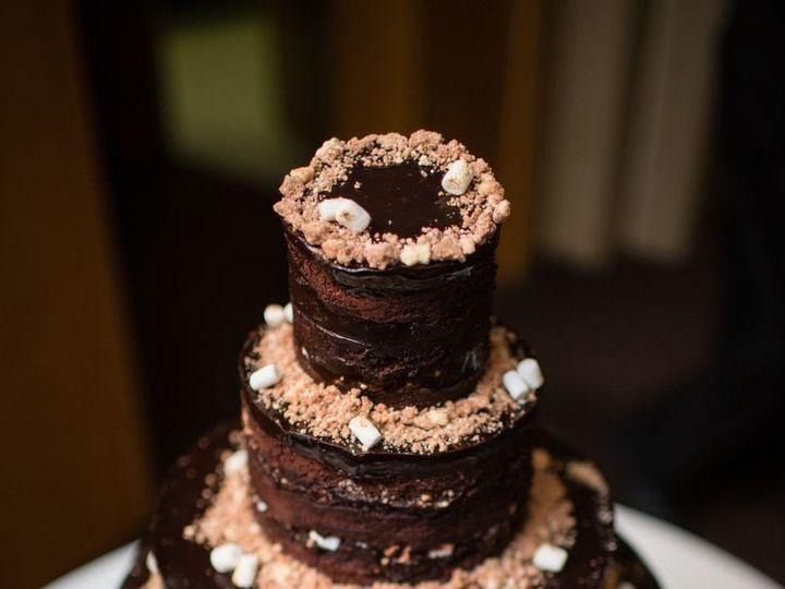 Tmx 1515530993 22ea6a07088f07c0 1515530992 12410626f34bbb75 1515530994268 5 Lilian Haidar Phot Brooklyn, NY wedding cake