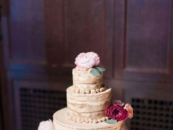 Tmx 1516306457 C3c97308840f1d12 1516306456 953047abf365502d 1516306458268 2 Julie Paisley 4T A Brooklyn, NY wedding cake