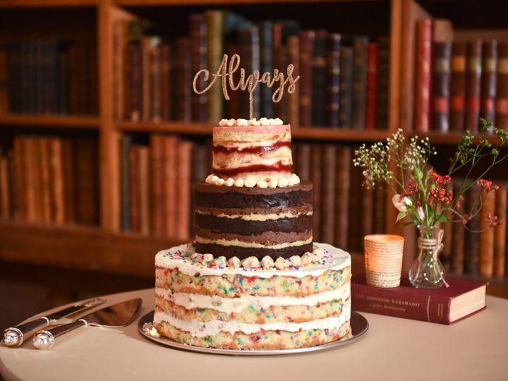 Tmx 1516306587 6f02ab6b2ce5a209 1516306586 97a3700e247443a3 1516306587863 4 Jessica Schmitt S3 Brooklyn, NY wedding cake