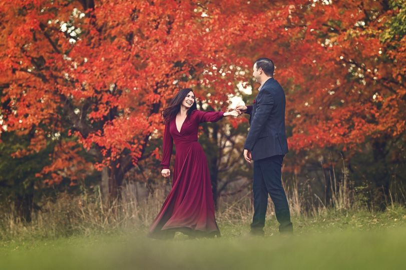 Autumnal love story - SB Photography and Design
