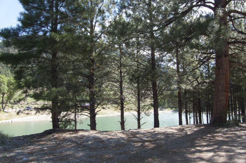 Eagle Rock Lake in Questa, NM