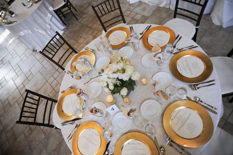 Classic tablesetting