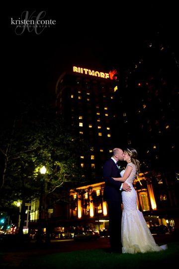 Romantic Night in Providence