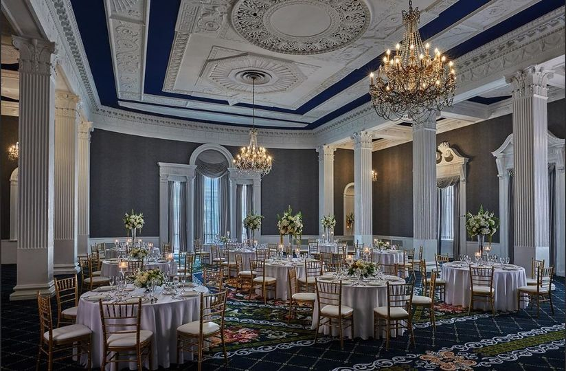 Capital Room Wedding