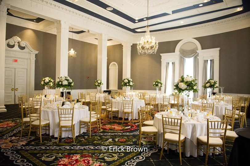 Gorgeous Capital Ballroom