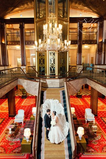 Gorgeous Grand Staircase