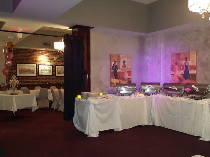 Tmx 1510398123681 Buffet In Lounge Berwyn, Pennsylvania wedding catering