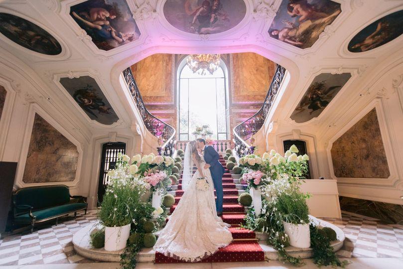 Parisian wedding venues