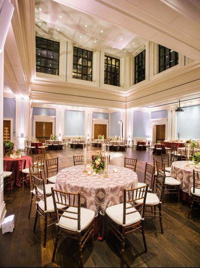 Liberty Hall Reception