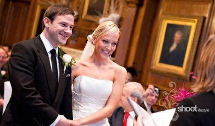 I do...wedding celebrant
