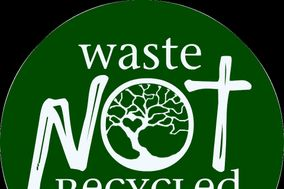 Waste Not Recycled Art