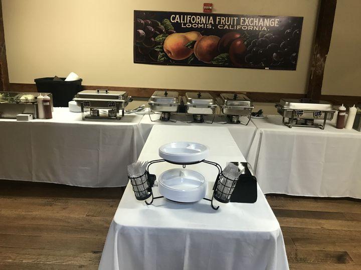 Tmx 1517811611 364998b347506b6b 1517811607 97ad197dd6ebb4a4 1517811591337 6 209D2F68 F65F 4936 El Dorado Hills, California wedding catering