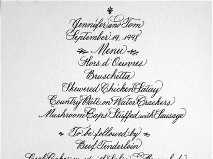 Tmx 1334761358086 IMG8397 Tiverton, RI wedding invitation