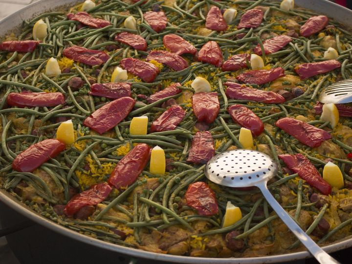 Tmx 1522563281 7ca76f9e92f80bc2 1522563278 D0bc806f0ea171f7 1522563261393 23 Paella Campesina San Diego, CA wedding catering