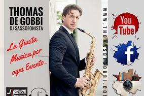 Thomas De Gobbi Dj Saxophonist