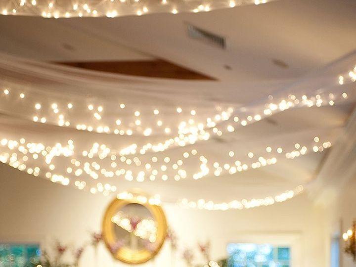 Tmx 1492810890303 Purple Flowers Under Lights Orleans wedding venue