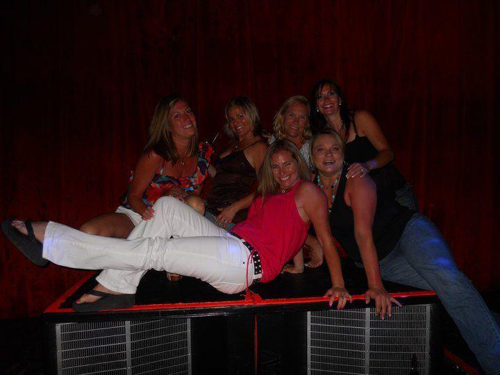 Ladies on the Bachlorette