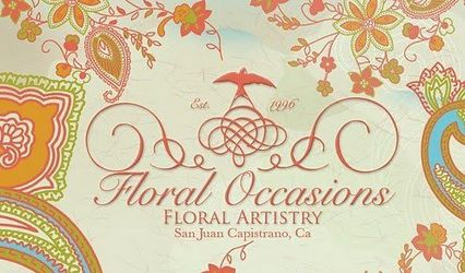 Floral Occasions 1