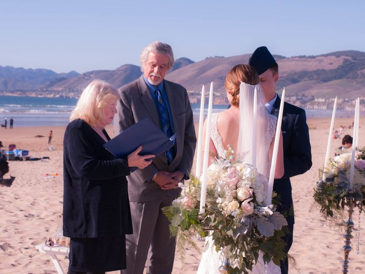 Tmx 1519168281 F8b3e0b4d0e8e508 1519168279 2e240c8431dc6fe5 1519168275924 1 2.17.18. Jones Wed Arroyo Grande, CA wedding officiant
