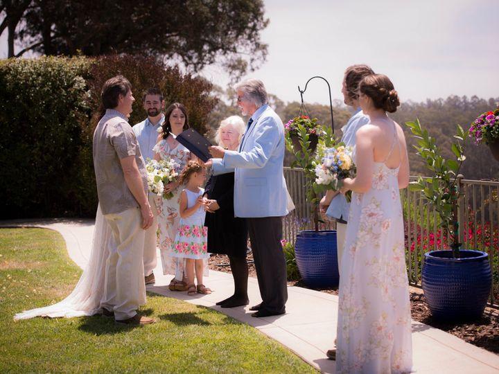 Tmx 1526938264 0233f1b8c6b2286d 1526938260 E6b81c255d274d6e 1526938253580 2 Backyard Wedding I Arroyo Grande, CA wedding officiant