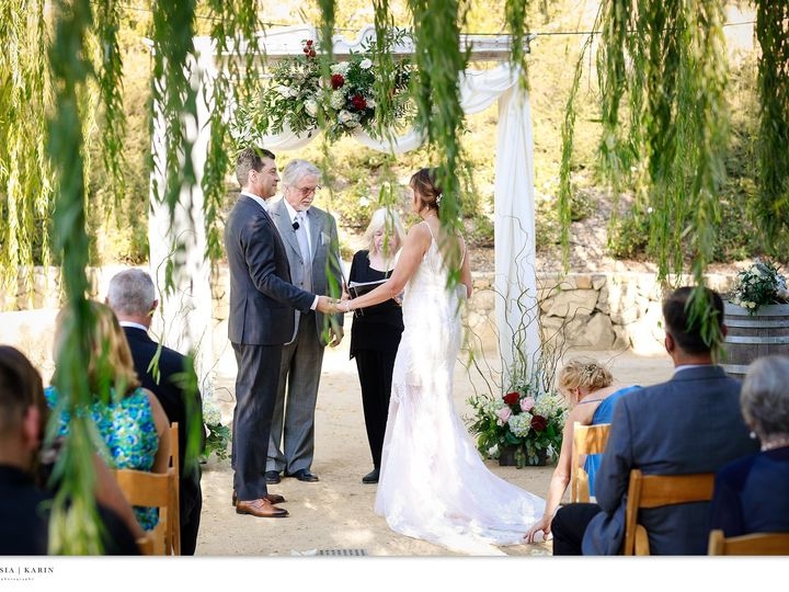 Tmx Ceremony Lisa Peter Wedding Terra Mia Paso Robles Ca By Cassia Karin Photography 172 51 387578 161595040234016 Arroyo Grande, CA wedding officiant