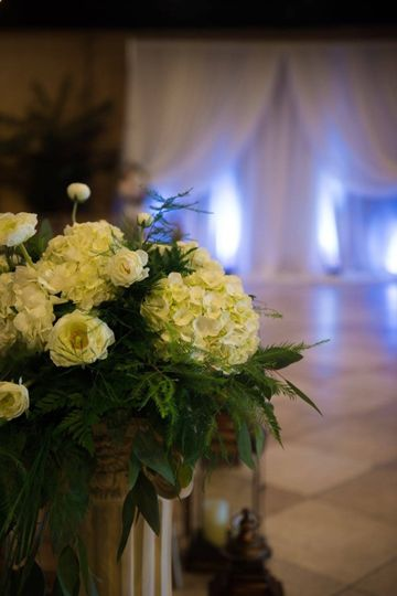 You may choose our Ballroom or our Garden ceremony option if you desire to have both Ceremony &...