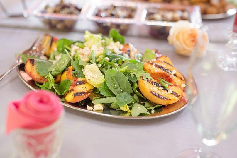 peach blackberry balsamic salad 51 958578 157627480723750