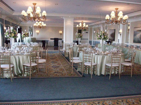 Monterey Bay Ballroom at the Monterey Plaza Hotel & Spa.