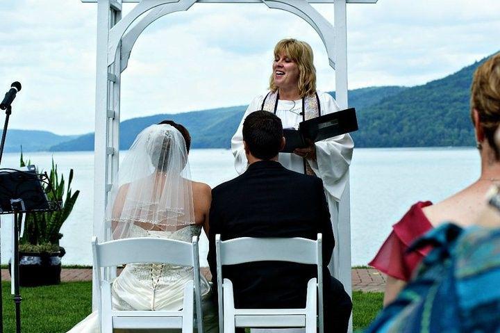 victoria o milne wedding minister