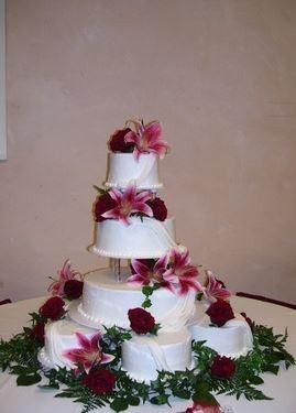 Taos Wedding Cakes
