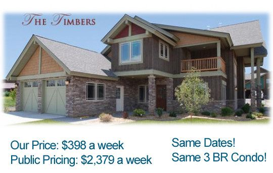 the timbers at pagosa springs with pricing