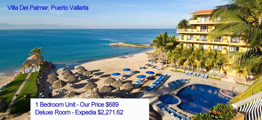 villa del palmar puerto vallarta beach with pricin