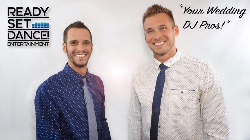 Your Wedding Pros!