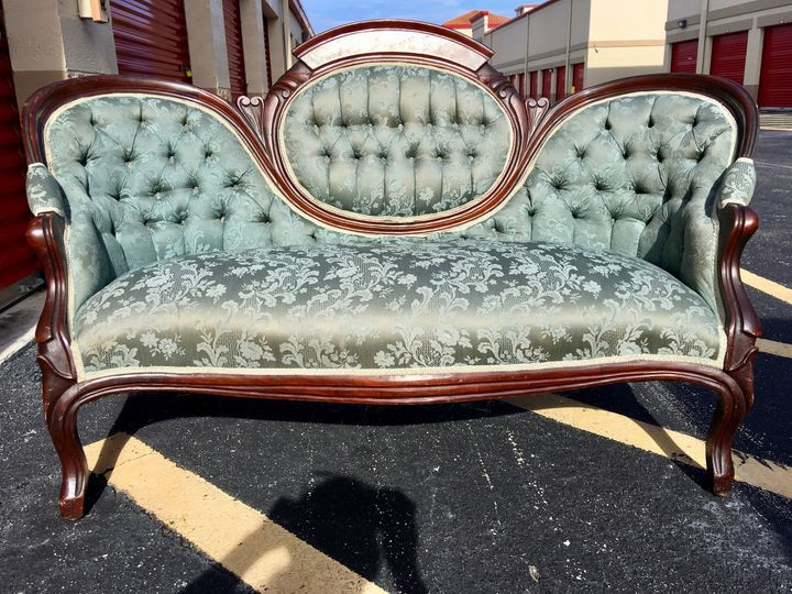 Vintage couch