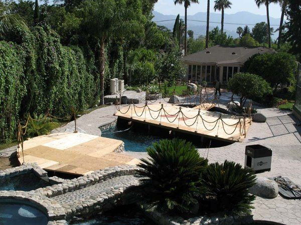 Tmx 1334366069345 Poolcover1nice Downey, CA wedding rental