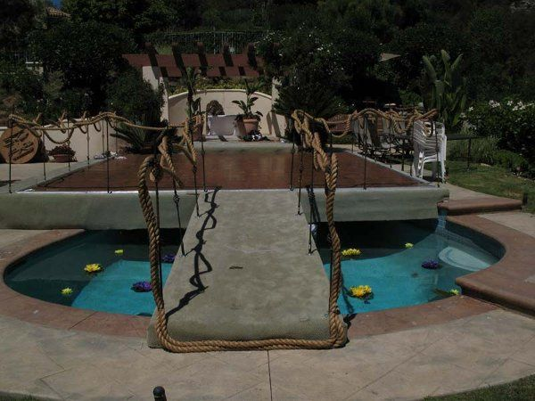 Tmx 1334366091542 Poolcover4walkway Downey, CA wedding rental