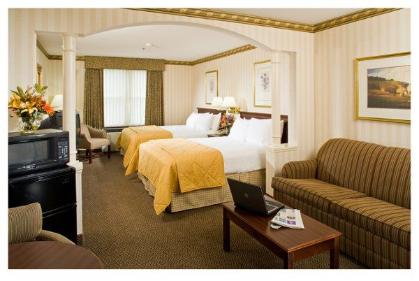 Relaxing and spacious...everyone enjoys our oversized guestrooms
