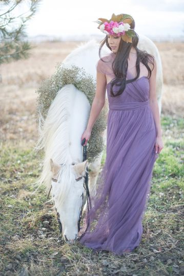 victorias bridal horse 07