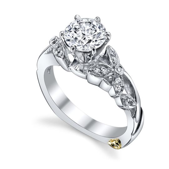Adore engagement ring