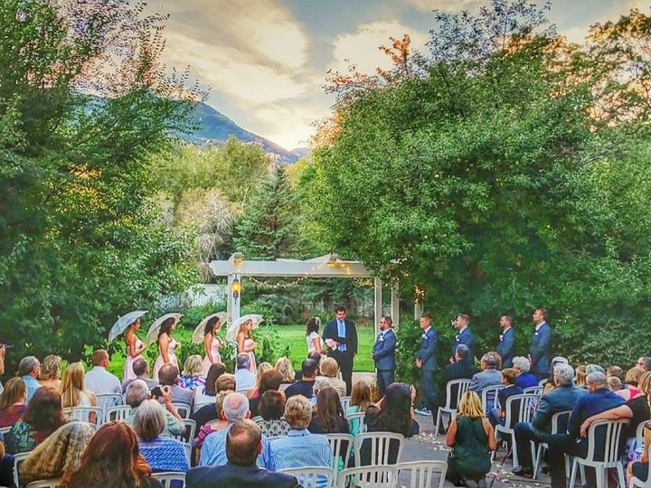 Tmx 1443986758970 Ceremony 9 27 14 Manitou Springs, CO wedding venue