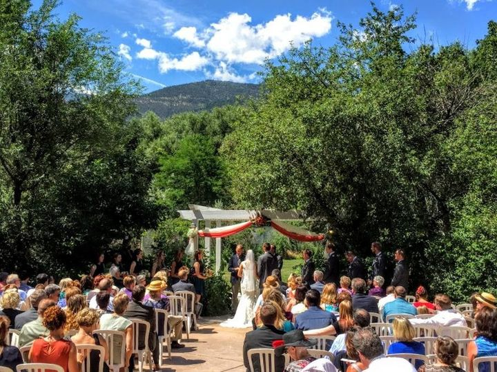 Tmx 1443986790394 August 1 2016 Ceremony Manitou Springs, CO wedding venue