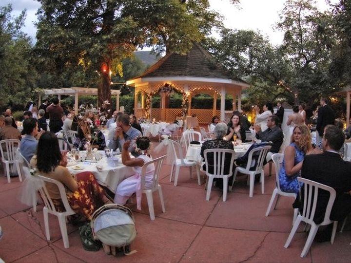 Tmx 1443987317420 Gazebo Dinner Manitou Springs, CO wedding venue