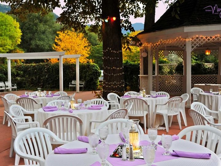 Tmx 1443987377497 Fall West Wing Terrace Manitou Springs, CO wedding venue