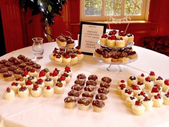 Tmx 1443987410186 Cupcake Display Manitou Springs, CO wedding venue