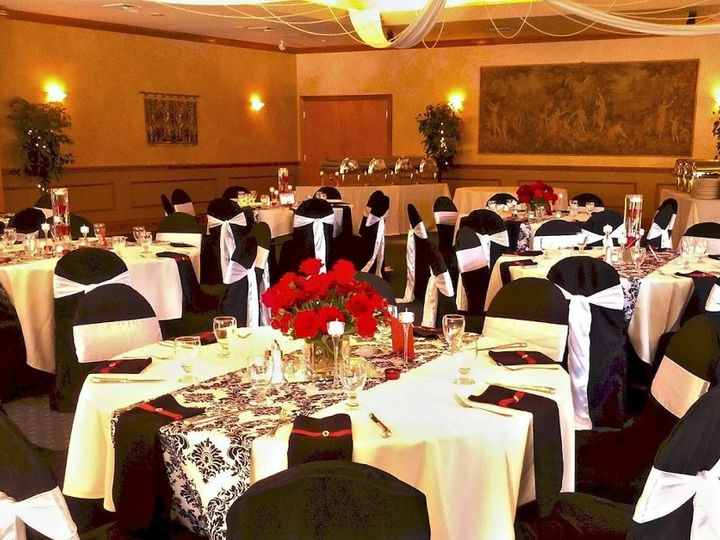 Tmx 1443987532571 Ballroom With Black  Red Accents Manitou Springs, CO wedding venue