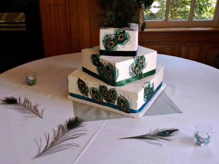 Tmx 1444171924999 Peacock Cake Manitou Springs, CO wedding venue